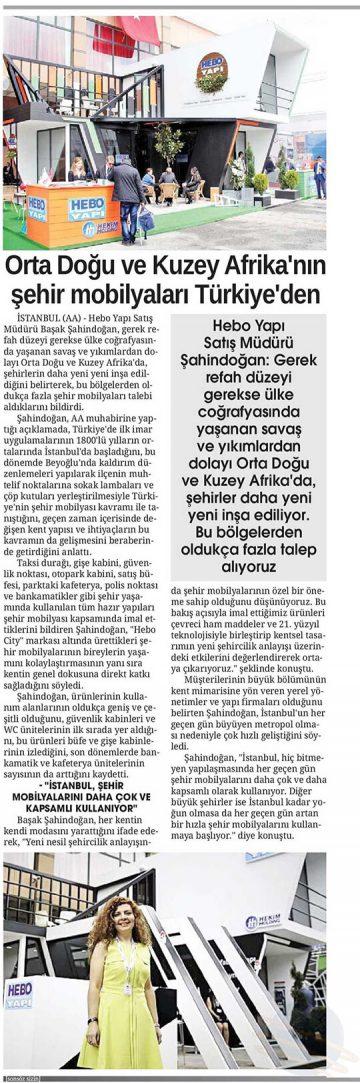 Ankara Son Söz جريدة