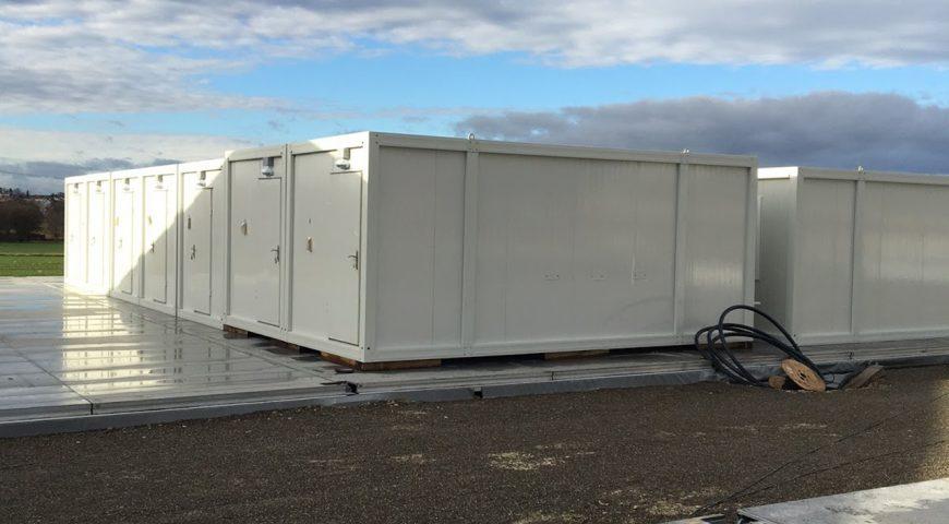 مشروع مخيمات اللاجئين-1