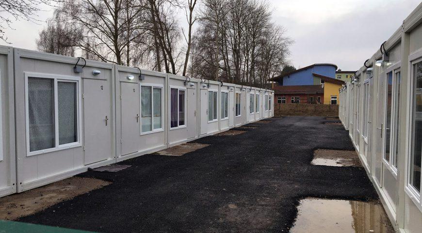 مشروع مخيمات اللاجئين-4