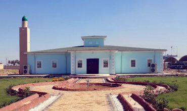 مسجد مسبق الصنع