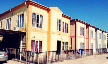 أبنية معيشية مسبقة الصنع