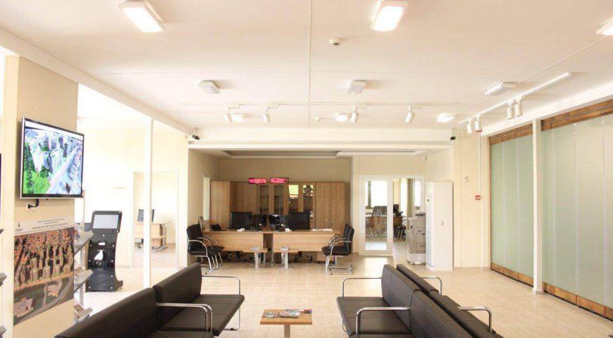 مبنى مكاتب عامة-2