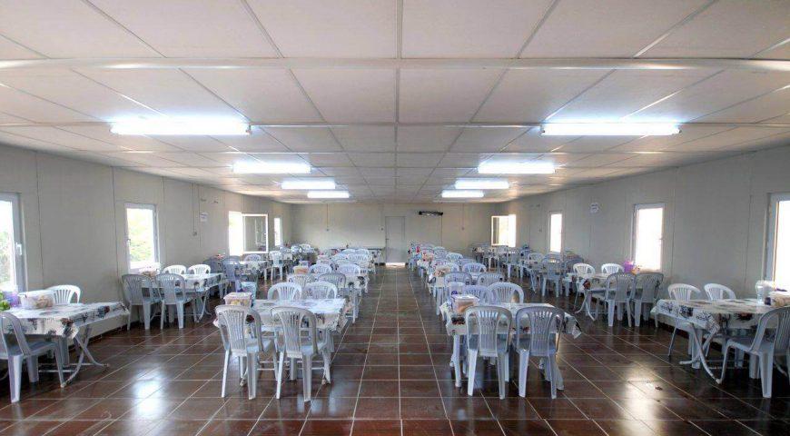 مشروع قاعة الطعام-1