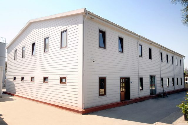 health-building