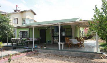 مشروع المنازل مسبقة الصنع بطابق واحد