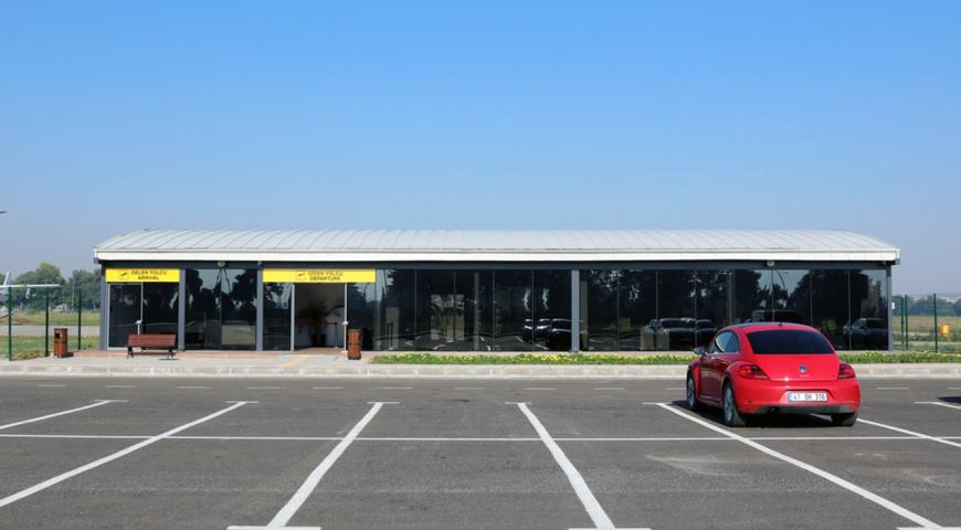 تم افتتاح ميناء مسافرين مطار يونسالي