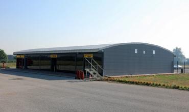 تم افتتاح ميناء مسافرين مطار يونسالي-1