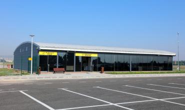 تم افتتاح ميناء مسافرين مطار يونسالي-2