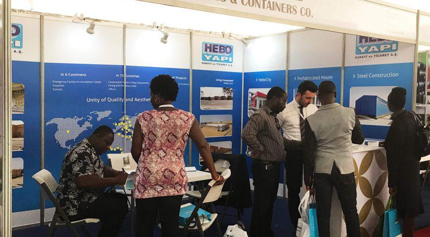 معرض البناء في غانا 2018