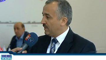 برنامج الرؤية الأوروبية لقناة ATV [معرض الأبنية 2014]