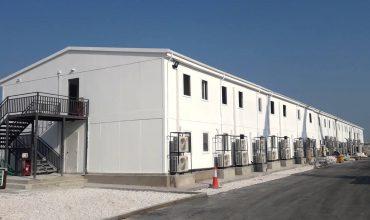 مبنى المكاتب بمساحة 3.780 متر مربع