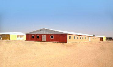 مشروع مخيم البصرة