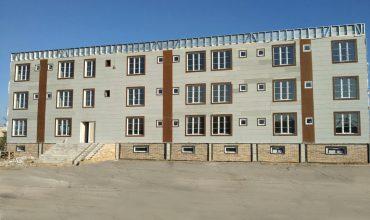 1.381 متر مربع مبنى فندقي