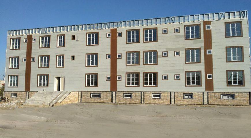 1.381 متر مربع مبنى فندقي-0